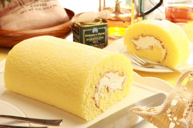 天使のロールケーキ 600円