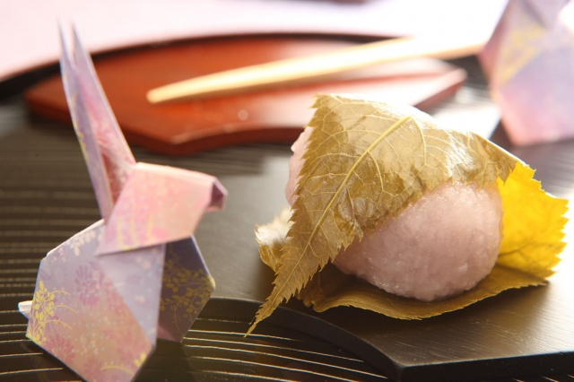 桜餅 120円