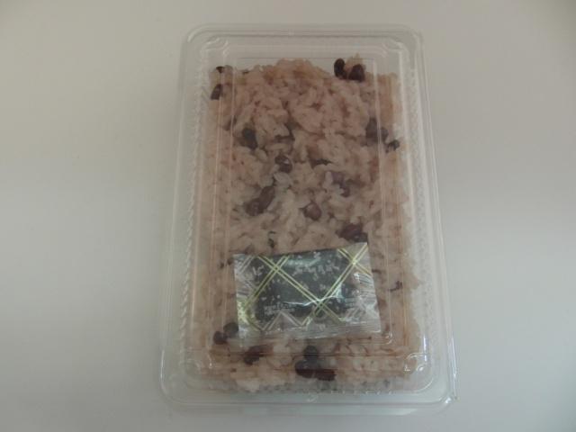 赤飯1合パック 330円
