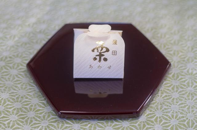 栗あわせ(白) 180円