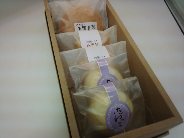 和焼き菓子6個入り 950円