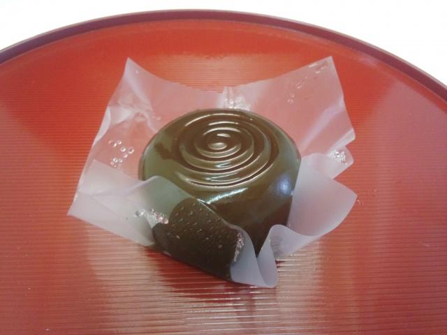 水まんじゅう (黒糖) 120円