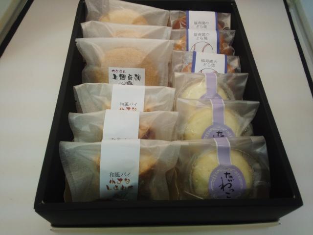焼き菓子12個入り 1760円