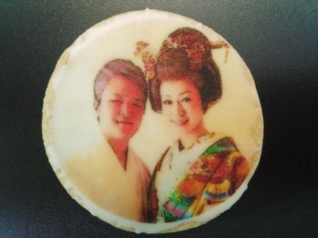 直径6cmプリントクッキー 2000円(10枚)~