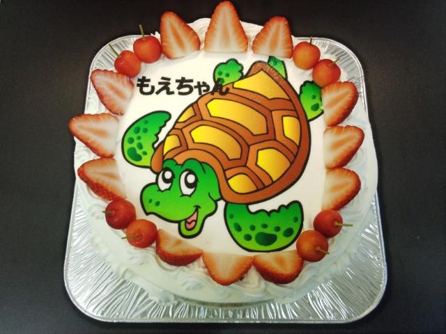 お好きなイラストでデコレーションケーキできます♪ 5号15センチ 3300円~