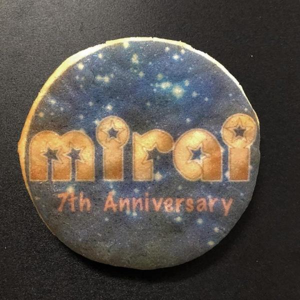 MIRAI様7周年