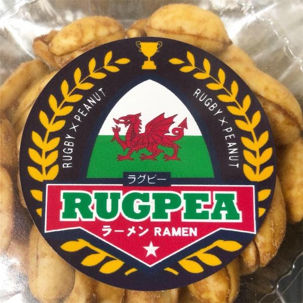 ラグピーRUGPEA(ラーメン味)180円